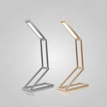 2017 Amazon LED Reaing Desk Lamp Modern Folding Table Adjustable Flexible Student Kindle Book Night Reading for Study Dormitory