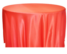 10 PCS NEW COLORS Stain material Seamless round tablecloth 90 inches, wrinkle and stain resistant(China)