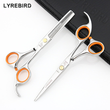Lyrebird Japan Hair shears 5.5 INCH or 6 INCH Hair cutting scissors Barber scissors Hair thinning shears HOT