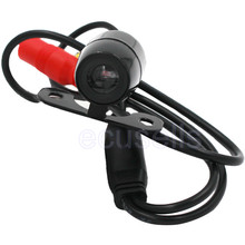 New fashion Car Color CMOS Camera Super Mini Car Rear View Camera Auto Parking Back Up Reversing Camera Butterfly Camera