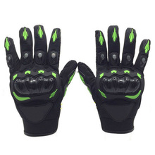 2016 1 Pair Full Finger Guantes Motorcycle Gloves Motorbike Luva Moto Motocicleta Motocross Guantes Gloves M L XL XXL