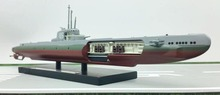 Out of print 1:350 ATLAS Poland Orzel submarine model in World War II Static alloy model