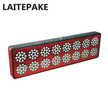 LAITEPAKE Apollo 16 1200W Hot style LED Grow Light kit Full Spectrum With Lens Plants Grow Faster Flower Bigger High Yield(China)