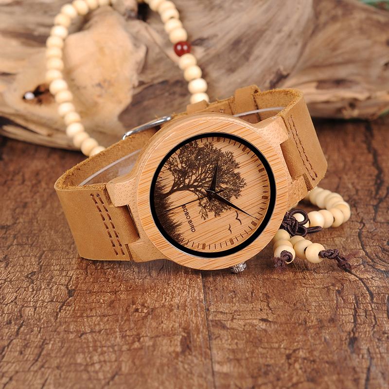 wooden men wrist watches for men bobo bird (47)
