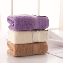 33*74cm Thick Luxury Brand Egyptian Cotton Terry Hand Towels,Decorative Face Bathroom Hand Towels for Adults,Toallas Mano,T094