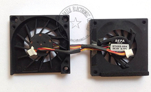 5pcs/lot 100% Brand New CPU cooler fan for Asus Eee pc 700 701 900 901 1000 EPC laptop cup cooling fan(China)