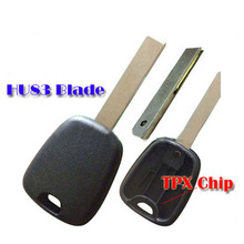 20pcs/lot For Citroen Transponder Key Blank With HU83 Blade Without