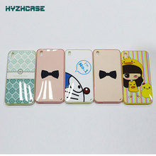 TPU Phone Cases For HTC Desire 816 Case Hard TPU Cartoon Cases Cheapest Back Cover For HTC 816 D816 phone case