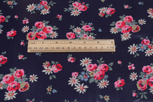half meter canvas cotton CK waterproof fabric for tea table plastic table cloth none wash CR-A272(China)