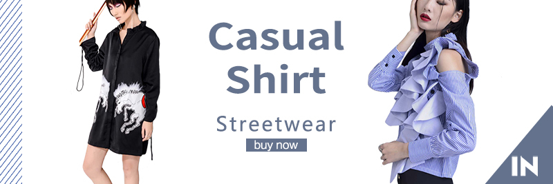 Casual Shirt 800x267