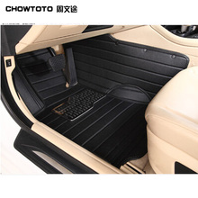 CHOWTOTO Custom Special Floor Mats for Ford Mustang 2doors Durable Waterproof Carpets for Mustang Coupe Foot Mat(China)
