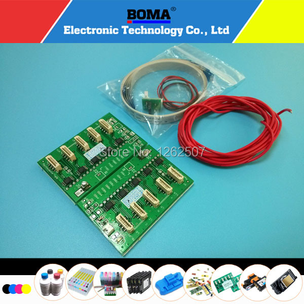 competitive price and free shipping!!! T6031/T6041 for Epson 9880 chip decoder For Epson 9880 chip decoder<br>