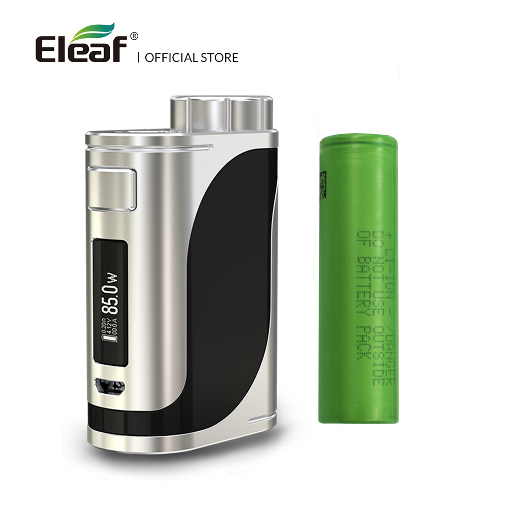 100% Original Eleaf iStick Pico 25 mod 85W with 18650 battery 0.91-Inch Screen electronic cigarette