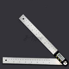 200mm Digital Protractor Inclinometer Goniometer Level Measuring Tool Electronic Angle Gauge Stainless Steel Angle Ruler(China)