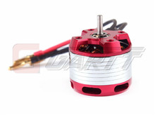 GARTT 3600KV 210 w Brushless Motor for 250 Align Trex RC Helicopter Red