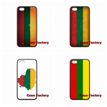 Hard PC Skin accessories Lithuania Flag For HTC One M8 M9 Mini M4 Desire 816 iPhone 4 4S 5 5S 5C 6 6S Plus SE iPod Touch 4 5 6