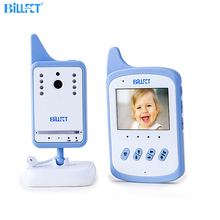 Portable Display Monitor 2.4GHz Wireless LCD Video Baby Monitor with Camera Radio Nanny Baby Sleep Monitor VOX Kids Monitoring(China)