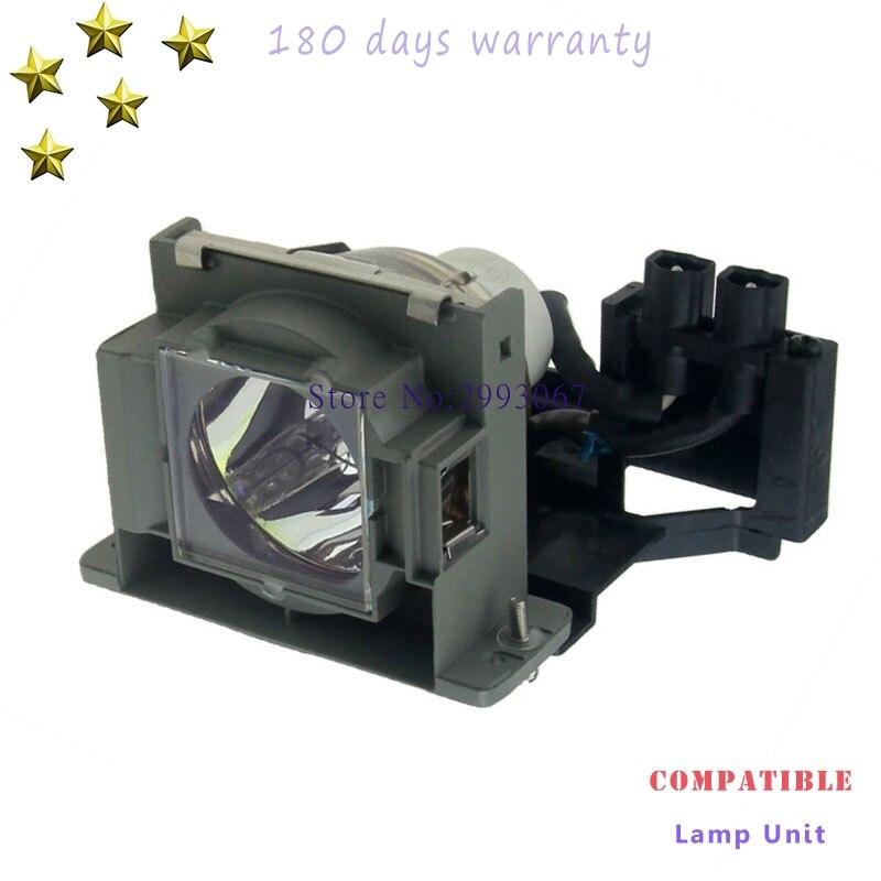 High Quality VLT-EX100LP Replacement lamp with housing for MITSUBISHI DX320 / EX100U / EX10U / ES10U Projectors<br>