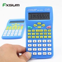 Drop Shipping Student Calculator Fraction Calculation Pocket Small Calculadora Hesap Makinesi School Stationery Supplier(China)