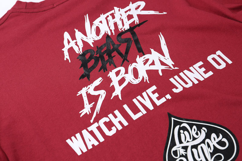 Skateboard Streetwear T-Shirts 12