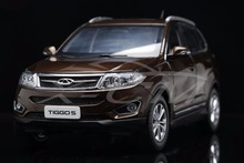 Diecast Car Model Chery Tiggo 5 Tiggo5 1:18 (Brown) + SMALL GIFT!!!!!(China)