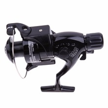 4000 Series Rear Brake System Snake Fishing Sensitive Ball Bearing CB40 Spinning Reel 5.1:1 Rear Drag Fishing Wheel