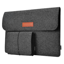 "dodocool 12"" 13 Inch Laptop Bags Felt Sleeve Envelope Cover Ultrabook Carrying Case Notebook Protective Bag for MacBook Air Pro(China)"