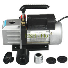 Single Stage 2.5CFM Portable Small Electric Vacuum Pump 220V HVAC Tool