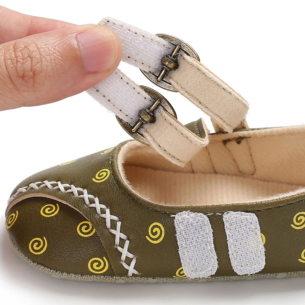 Acquista Baby Infan Tassel Scrub Shoes Toddler Soft Sole Culla ... 3f41ed2b3e3