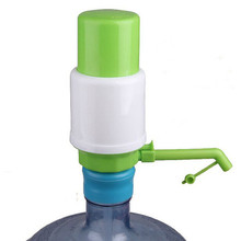 C# 2017 NEW 5 Gallon Bottled Drinking Water Hand Press Manual Pump Dispenser Removable tube for easy cleaning #1102(China)