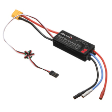 Volantex ATOMIC V792-4 RC Boat Parts Brushless ESC 40A Water Proof And Water Cool V792406(China)