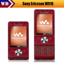 Cheapest Sony Ericsson W910 W910i Original Cell Phone Free shipping