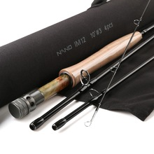 Maximumcatch Nymph Fly Fishing Rod 10FT 3WT Fly Fishing Rod IM12 Carbon Fiber Fly Rod(China)