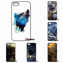 Awesome Wolf Wolves Animal Series Hard phone Case For Sony Xperia X XA XZ M2 M4 M5 C3 C4 C5 T3 E4 E5 Z Z1 Z2 Z3 Z5 Compact(China)