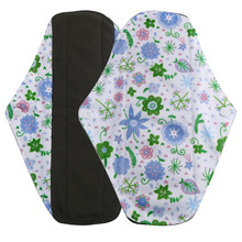 Best Deal New Good Quality Fresh Women Lady Reusable Bamboo Cloth Washable Menstrual Pad Mama Sanitary Towel Pad 1PC