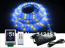 4M 2811 SMD5050 RGB Magic Dream LED Strip Multi Changes + Remote Controller + Power Supply