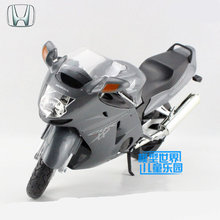 Free Shipping/Automaxx Toy/Diecast Metal Motorcycle Model/1:12 Scale/Honda CBR1100XX Super/Educational Collection/Gift For Kid