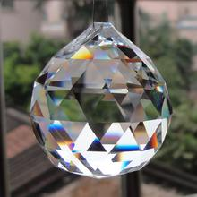 Crystal Chandelier Lamp Ball 20mm(5Pcs/Lot)DIY Window Hanging Christmas Ornament Glass Crystal Prisms Crystal Lighting Balls