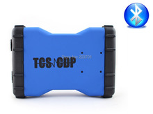 New design dianostic tool TCS cdp pro plus bluetooth with LED 2014.2 with keygen Power adapter(China)