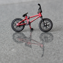 High quality Fun toys for children mini finger DIY mountain Bicycle model toys figure game sports bmx bike toys
