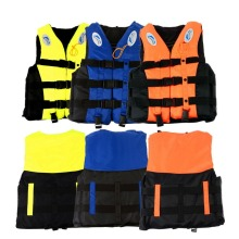 Life Jacket Adult Swimwear Whistle Water Sports Boating Swimming Drifting Surfing Life Vest