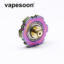 Buy 4pcs Diameter 25mm Vape Fidget Spinner Heat Dissipation Heat Sink 510 thread 25mm RTA RDA Atomizer Tank for $19.25 in AliExpress store