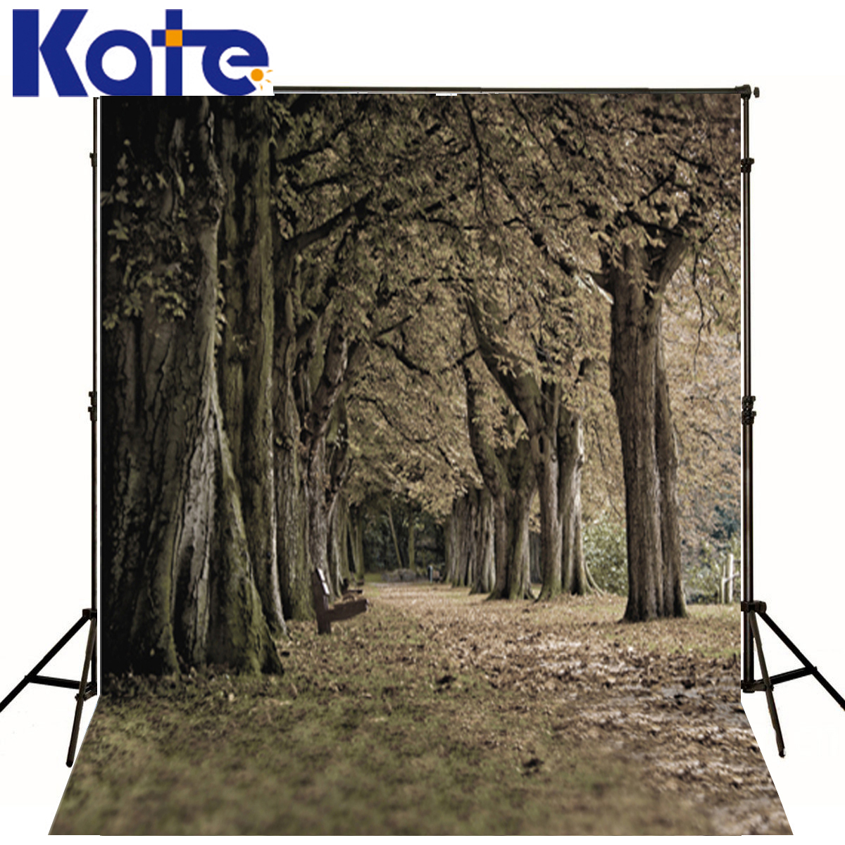 Baby Photo Background Trees Defoliation Children Photo Background Chair Wooden Background For Photographer<br>