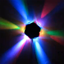 Hot Sell design Led UFO party light magic ball light Stage light colorful disco dancing light for party and club Luz de la etapa