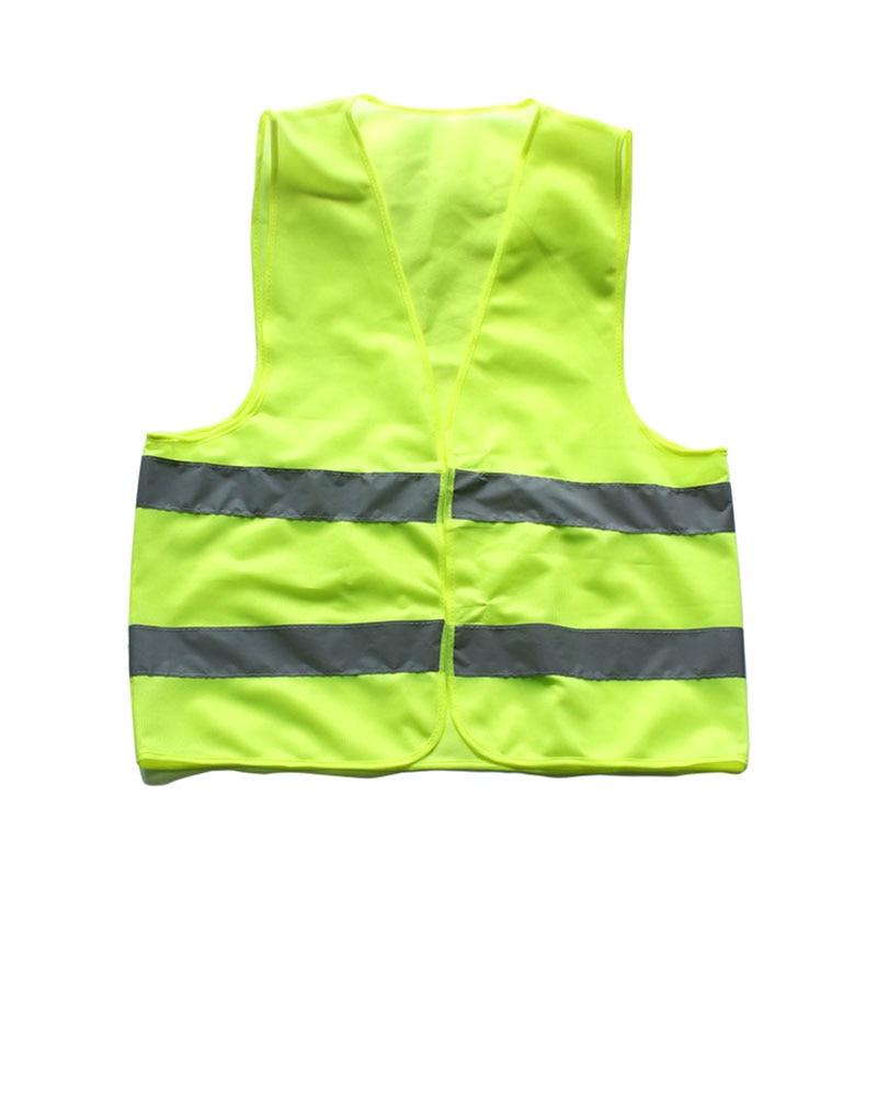1pcs Car Motorcycle Reflective Vest Auto Safety Clothing High Visibility Traffic Emergency Warning Coat Reflect Stripes Cloth (3)