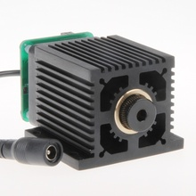 5.5W 445nm focusable blue laser with DC12V and cooling fan  for laser engraving