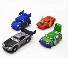 Pixar Cars2 Lightning McQueen 1:55 Diecast Alloy Toys Rare models Birthday Christmas Gift For Kids Toy McQueen and friends