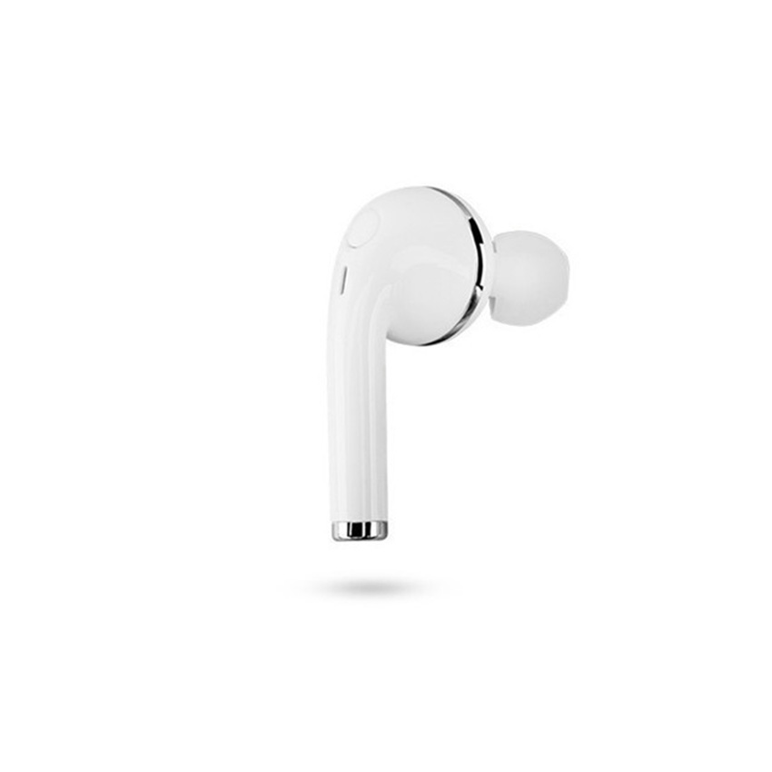 V1 Bluetooth Headset Wireless Earphone Small Music Earbud Noise Cancelling Earpiece Handsfree with Mic for iPhone Android Phones