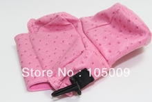 S size pink pigbag Camera Cover Case Bag Protector for canon 600d 650d nikon d70 d5000 dslr camera