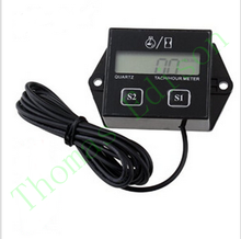0.001w 3v A digital display device for motorcycle speed timer motorboat engine electronic tachometer hour meter